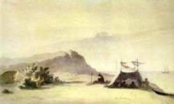 Taras Shevchenko Barsa Kelmes Island.jpg