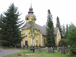 Tarvasjoki - Tarvasjoki Church