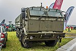 T815-7 PRAM (T815-7T3RC1 8x8.1R Armoured Double Cab)