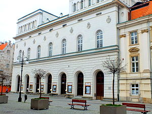 Legnica - Helena Modjeska Theatre