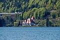 Techelsberg Saag 15 Forstsee-Kraftwerk SO-Ansicht 03052021 1015.jpg