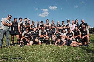 ASA Tel Aviv Rugby Club - Image: Tel Aviv cup