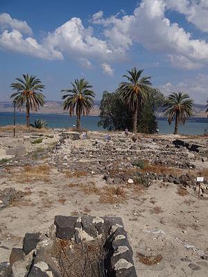 Khirbet Kerak - Image: Tel Beth Yerah (10)
