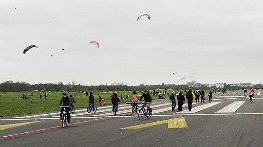 Tempelhofer Park 1