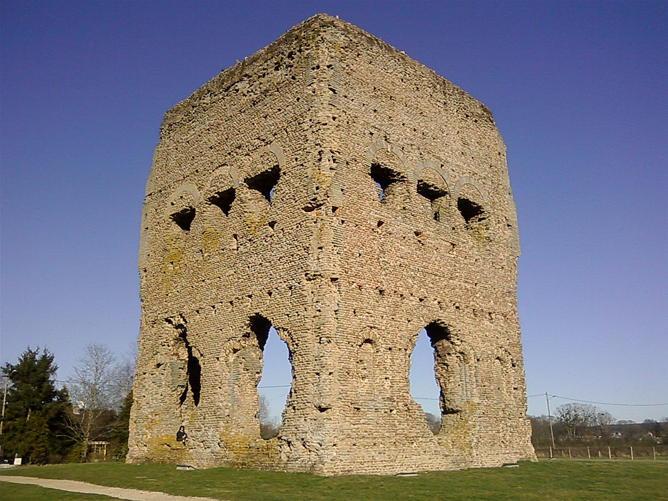 Temple Janus angle
