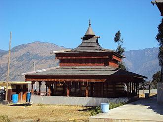 Mahasu Devta Temple - Lord Bashik's Temple,mandrath