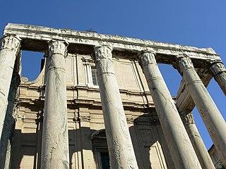 Temple of Antonine - Inscription.jpg