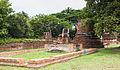 Templo Phra Si Sanphet, Ayutthaya, Tailandia, 2013-08-23, DD 13.jpg