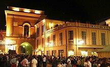 Abruzzo-De vigtigste byer-Fil:Teramo notturna