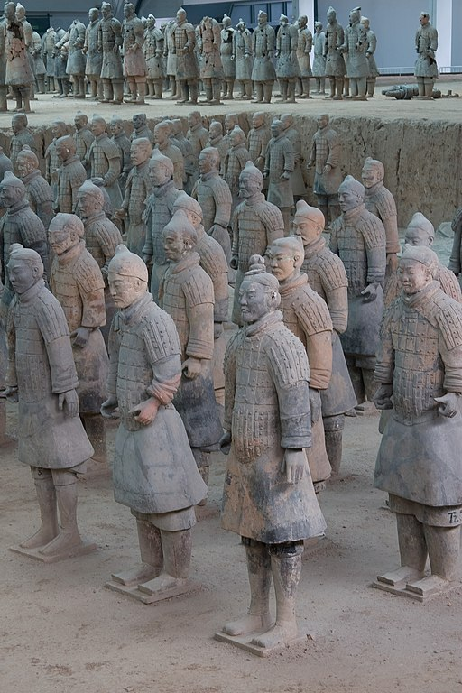 Terracotta Army Pit 1 - 12
