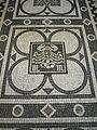 Testaccio - s M Liberatrice mosaico zodiacale Scorpione 1180508.JPG