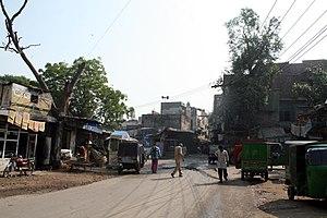 Taxali Gate - The gate no longer exists