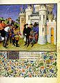 Théséide - Vidobo2617 folio 64r - La Libération d'Arcitas.jpg