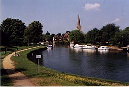 Abingdon-on-Thames – Veduta