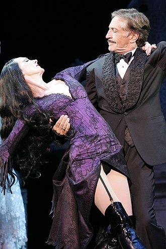 Capitol Theatre, Sydney - A musical version of The Addams Family was performed in 2013.