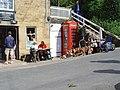 The Birch Hall Inn Telephone Kiosk. - geograph.org.uk - 527948.jpg