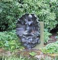 The Birth Of Venus Statue, York House Gardens, Twickenham - London. (5823695895).jpg