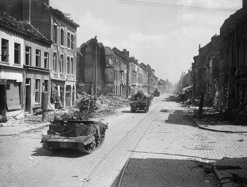 The British Army in France and Belgium 1940 F4472