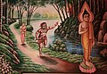 The Buddha teaches Angulimala.jpg