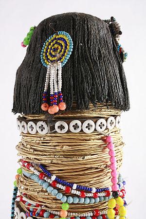 African dolls - Ntwana beaded doll