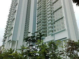 Condominium - The Cosmopolitan, a condominium in Singapore