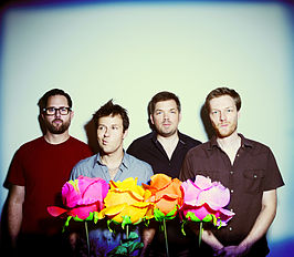 The Dismemberment Plan in 2013.