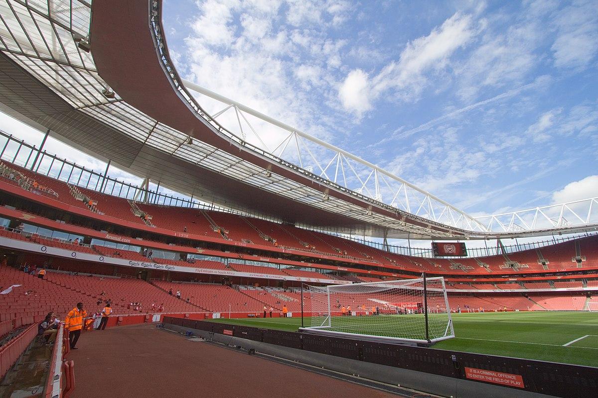 Arsenal Wikipedia: Emirates Stadium
