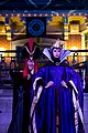 The Evil Queen and Jaffar at Mickey's Halloween Party.jpg