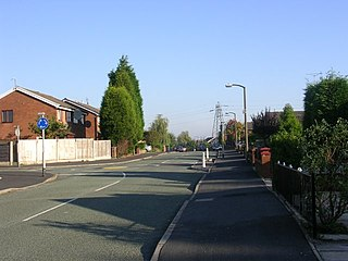 New Moston Human settlement in England