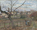The Fence (Camille Pissarro ).jpg