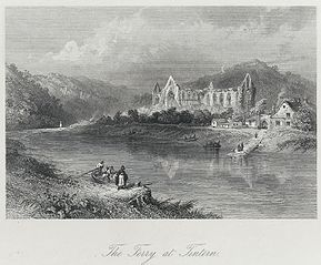 The Ferry at Tintern
