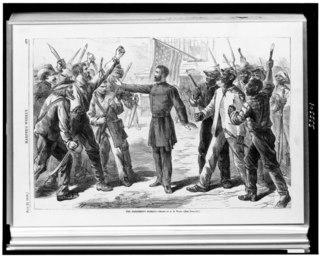 Freedmens Bureau United States bureau responsible for improving freed slaves conditions