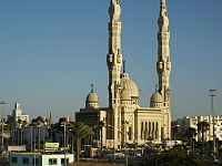 The Grand Mosque In Port Fouad.JPG