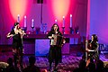 The Henry Girls - Lottes Musiknacht Stiftskirche Elmshorn 2018 08.jpg