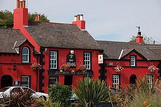 Irish pub - The Joymount Arms, Carrickfergus, County Antrim