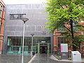 The Manchester Museum, Entrance - DSC05628.JPG