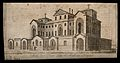 The Middlesex Hospital; seen from the south-east. Engraving Wellcome V0013600.jpg