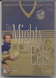 <i>The Mighty Eels</i>