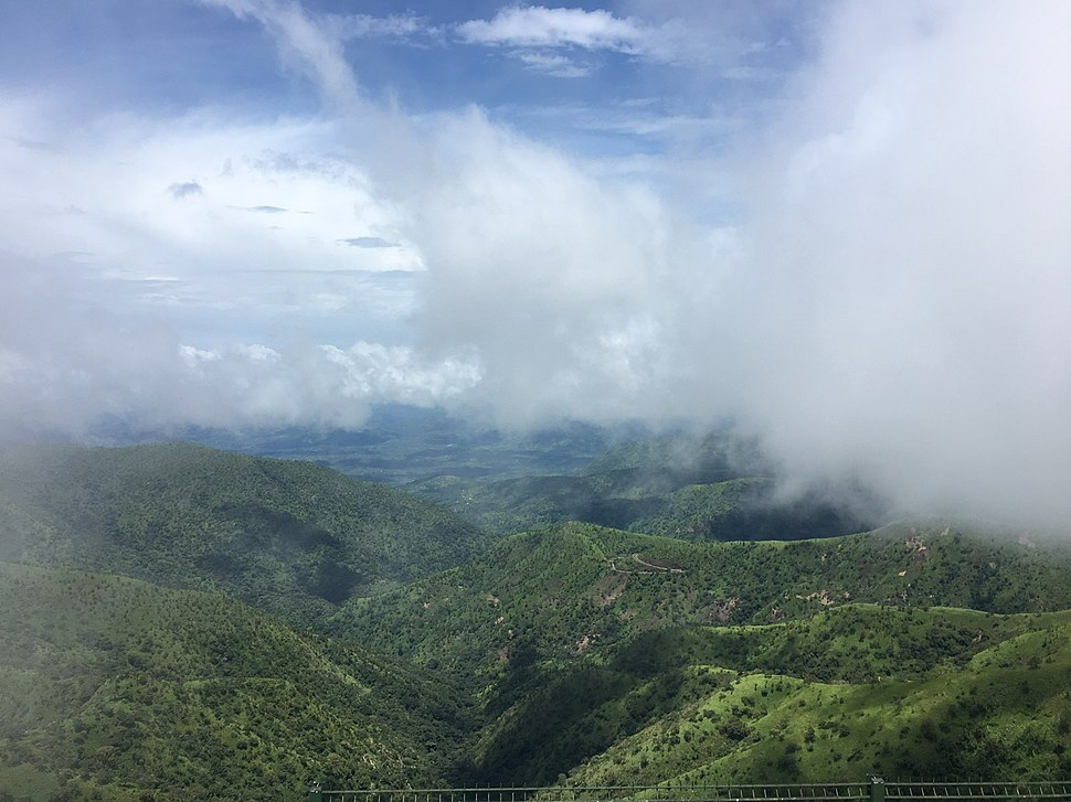 The Peak of Obudu Mountain
