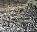 The Phillip Medhurst Picture Torah 344. The plague of locusts. Exodus cap 10 v 13. Luyken and son.jpg