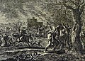 The Phillip Medhurst Picture Torah 345. The plague of locusts. Exodus cap 10 vv 13-15. Jan Luyken.jpg