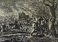 The Phillip Medhurst Picture Torah 345. The plague of locusts. Exodus cap 10 vv 13-15. Jan Luyken.jpg