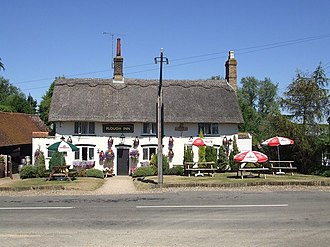Wingfield, Bedfordshire - Image: The Plough Inn, Wingfield geograph.org.uk 204391