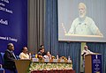 The Prime Minister, Shri Narendra Modi addressing the Valedictory Session of Assistant Secretaries (IAS Officers of 2015 batch), at DRDO Bhawan, in New Delhi.jpg