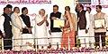 The Prime Minister, Shri Narendra Modi distributing the awards at the Krishi Unnati Mela, in New Delhi (2).jpg