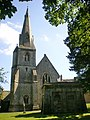 The Roman Catholic Church of Ss Thomas and Elizabeth Thurnham - geograph.org.uk - 1371240.jpg