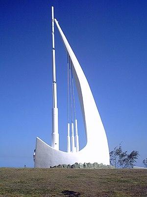 Emu Park, Queensland - The Singing Ship monument