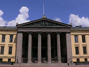 Universitetet i Oslo(1811–1939: Det Kongelige Frederiks Universitet)