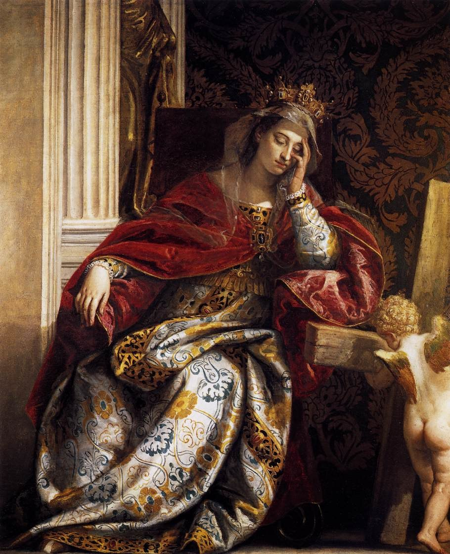 The Vision of St Helena veronese2