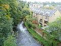 The Water of Leith, Edinburgh Scotland.JPG